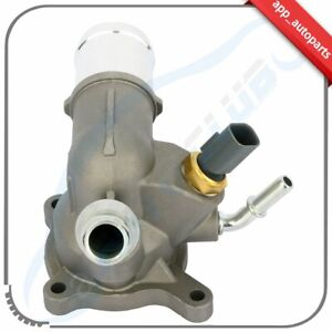 Engine Coolant Thermostat Housing For 2017 2018 Jeep Compass Renegade 2 4l