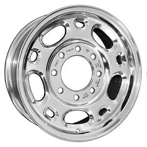 Chrome Plated 10 Slot 16x6 5 Factory Wheel 2002 2006 Chevrolet Avalanche