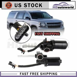 Fits Chevrolet Tahoe 2009 2011 Pair Left Right Car Running Board Motor