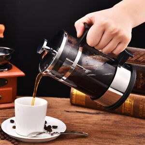 Hand washing and pressing coffee tea maker filtering coffee pot $17.16