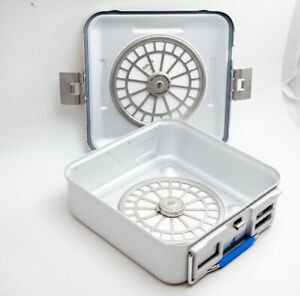 Filtered Medical Sterilization Container