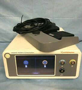 Smith And Nephew Dyonics Power Ii Control System 72200873 With Foot switch