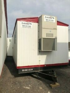 Used 2006 10 X 50 Mobile Office Trailer Sn 302234 dallas Tx