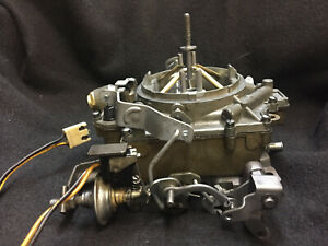 Rebuilt Rochester 4jet 4gc For 1963 64 Olds F 85 Jetstar With 215 And 330
