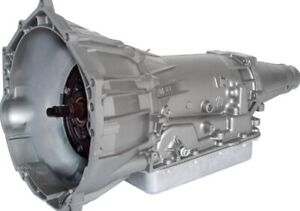 2002 2012 Jeep Grand Cherokee W5a580 Remanufactured Auto Transmission