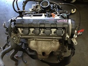 2001 2002 2003 2004 2005 Honda Civic 1 7l ex sohc Vtec Engine