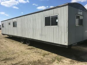 Used 2004 10x50 Mobile Office Trailer Modular Building Sn 33109 Chicago Il