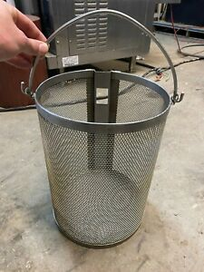 Giles Cf400 Stainless Steel Automatic Lift Fryer Fry Weld Basket Assembly Handle