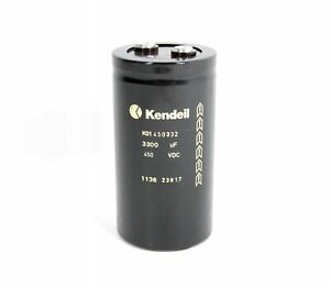 Pulse Electrolytic Capacitor 3300uf 450v 5059