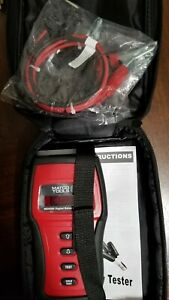Matco Tools Md9300 Digital Battery Tester Plus New In Case