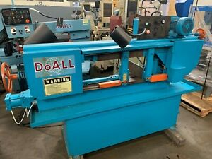 Doall C 916m 9 X 16 Horizontal Band Saw