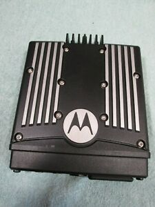 nice Motorola Xtl2500 Mobile Radio 700 800 Mhz Trunk Rear Section Xtl 2500