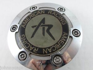 American Racing Used Custom Wheel Center Cap f 053 1
