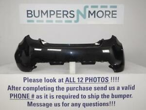 Oem 2013 2014 2015 Chevy Spark Ls lt Rear Bumper Cover