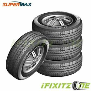4 Supermax Ht 1 Suv 245 65r17 111t All Season a s Tires