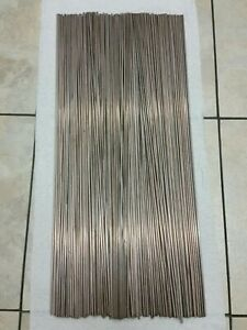 Thessco Silver Solder 6 Brazing Rods 25 Sticks 3mm X 500m From Holland