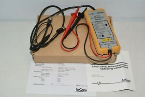 Lecroy Ap032 Differential Probe 24 Ns 1400v