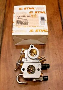 New Genuine Stihl Carburetor Ts410 Ts420 4238 120 0603 Oem