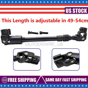Power Steering Shaft Fit For Jeep Cherokee 1984 1994 Xj Omix Ada 18016 05