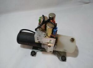Used 04 11 Saab 9 3 93 Convertible Top Lift Motor Pump 12211070000 Dai1 105783
