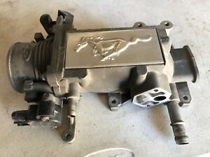 1996 2004 Ford Mustang Gt Sohc 4 6l Runny Pony Throttle Body Plenum