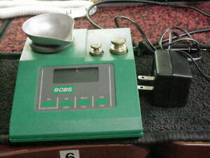 RCBS (PACT)  Powder Weighing Scale $100.00