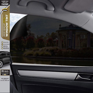 Gila Heat Shield Plus 20 Vlt Automotive Window Tint 20 Limo Black