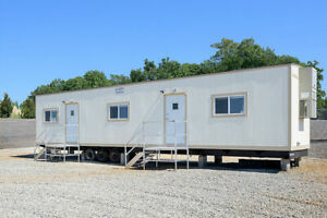 New 2020 10x50 Mobile Office Trailer W ada Restroom Tulsa Ok