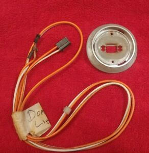 1970 87 Vintage Gm Chevy Buick Pontaic Olds Cutlass Interior Dome Light Assembly