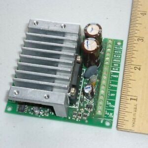 Oriental Motor Vexta Csd2120 t 2 Phase Stepper Motor Driver Tested Working Usa