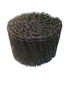 1 000 Rebar Tie Wire 6 16 Gauge Black Annealed 33 00 Free Shipping
