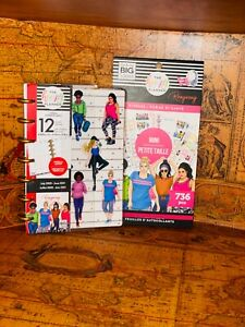The Happy Planner Rongrong fitness Mini 12 Months