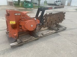 Ditch Witch H810 Trencher Attachment