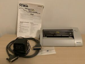 Preowned Roland Stika Vinyl Design Cutter Model Stx 7 With User s Manual