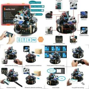 Keywish Robot For Arduino Uno Project Smart Car Kit With Tutorial uno R3 Board