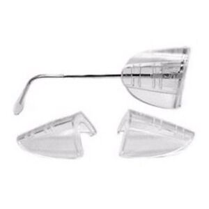 Radians 99705 Slip On Sideshields For Safety Glasses Clear Flexible One Pair