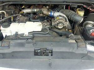 F 250 F 350 Engine 7 3l Powerstroke Turbo Diesel Motor Freeship Warranty