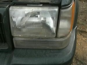 Driver Left Headlight Fits 96 98 Grand Cherokee 1814632
