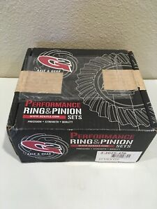 Nib Gm 9 5 In 14 Bolt Ring And Pinion 4 56 Ratio G2 Axle And Gear
