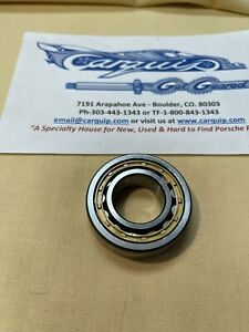 Porsche 356 Transaxle Mainshaft Bearing Part Number 644 20 207