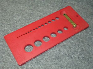 Nos Snap On Tdm 101 Metric Thread And Quick Bolt Gauge 2 3 24mm Measuring Chart
