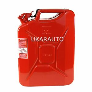 Wavian Valpro Authentic Nato Jerry Fuel Can Red