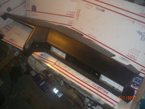 1969 1970 Cadillac Deville Dash Black Padded Upper Interior Also Available