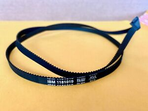 Ibm Wheelwriter Carrier Drive Belt 1181019 Personal Size Carriage Brand New