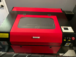 New 60w Co2 Laser Engraver Cutter Engraving Cutting Machine 20x28 Upgrades