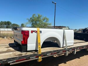 8 Foot Ford F250 F350 8 Truck Bed W Tailgate New Take Off Box