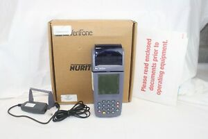 Verifone Nurit 8020 Wireless Credit Card Reader Terminal Parts Only