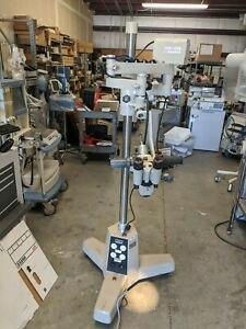 Storz Urban Surgical Microscope As Pictured Nice Condition
