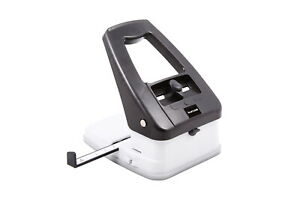 Sicurix Steel Punch 3 in 1 Badge Cards Hole Punch 20 Sheets