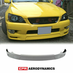 For Lexus 98 05 Is200 Rs200 Xe10 Altezza Tms Style Frp Unpainted Front Lip Kit